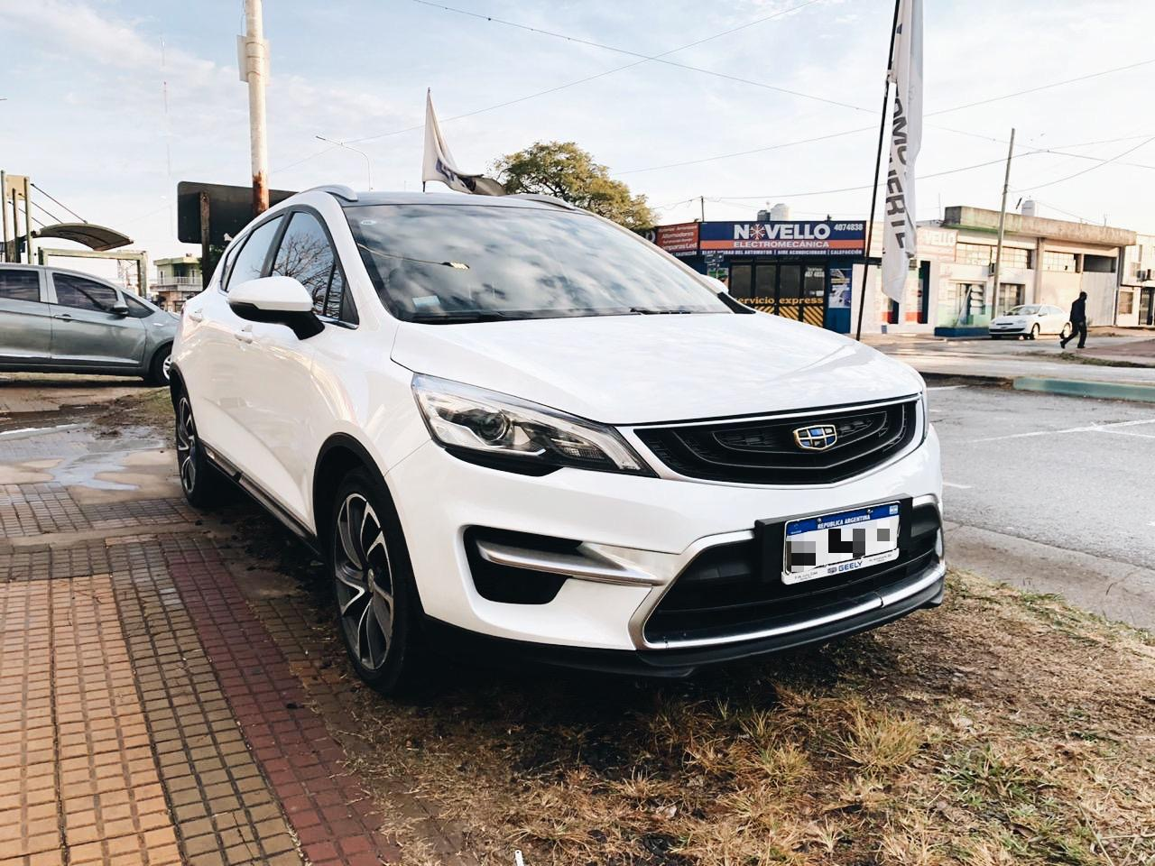 Geely Emgrand GS Executive 1.8 A/T Full 2018